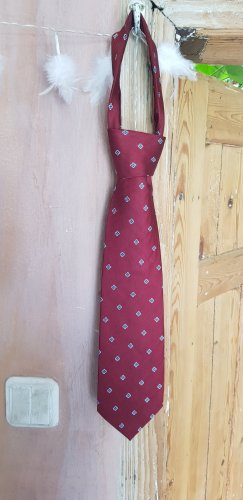 Walbusch Cravate ascot multicolore soie