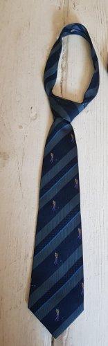 Krawattenschal Golf Motiv