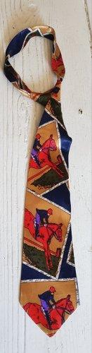 Krawattenschal mit Reiter