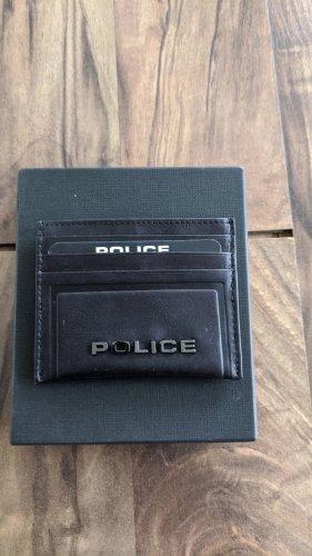 Police Custodie portacarte nero