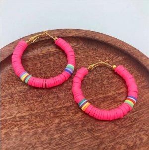 Pearl Earring pink