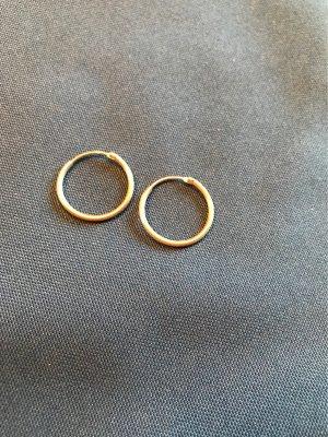 Kreolen aus Silber 925 / 2 Paare