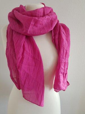edc Sciarpa di seta rosa