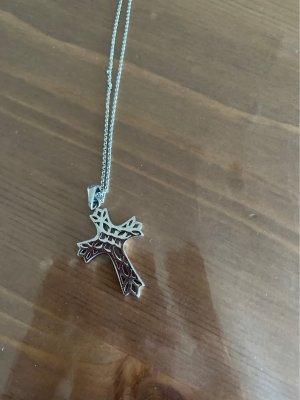 Christ Srebrny łańcuch srebrny