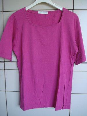 Krima - Shirt Pulli pinkrosa Gr. 36/38 -  M  Baumwolle - wie neu - VINTAGE
