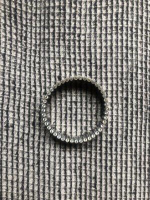 Kristall / Silber Armband