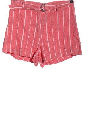 Kristin Sundberg High-Waist-Shorts