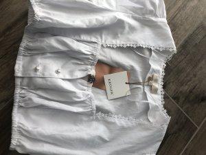 Krüger Blusa tradizionale bianco