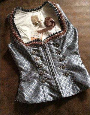 Krüger Dirndl Traditional Camisole multicolored