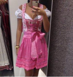 Krüger Dirndl in Pink