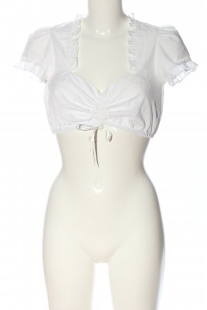 Krüger MADL Traditional Blouse white casual look