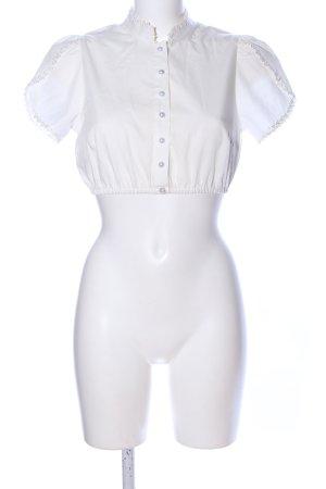 Krüger Blusa tradizionale bianco sporco stile casual