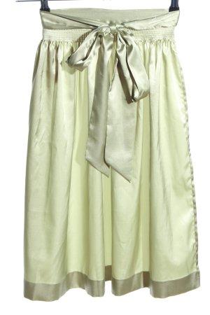 Krüger Trachtenschürze grün Casual-Look
