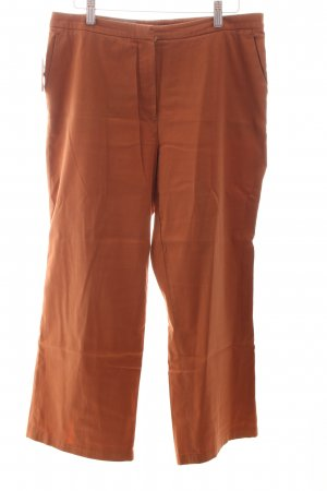 KS Selection 3/4-Hose orange Casual-Look