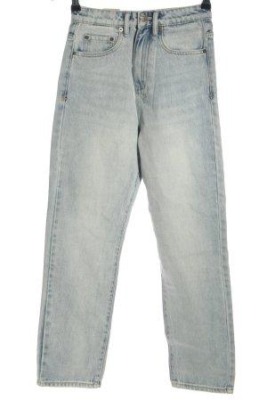 Ksubi High Waist Jeans blau Casual-Look