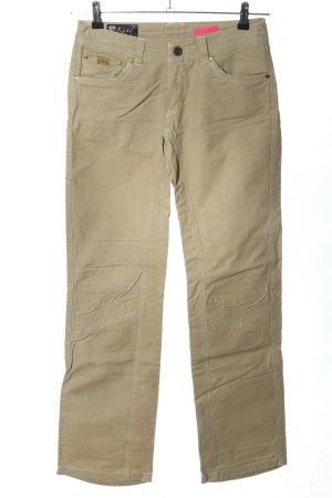 Kühl Mountain Culture Pantalone cinque tasche cachi stile casual