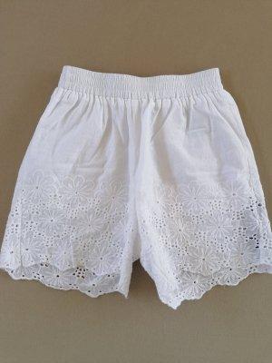 Candida Shorts bianco