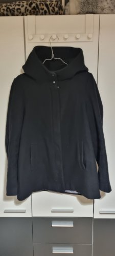 Vero Moda Abrigo con capucha negro