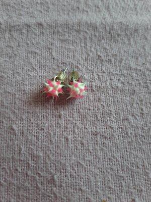 claire's Orecchino a vite multicolore