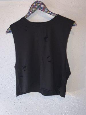 Bikbok T-shirt czarny