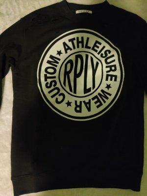***KULT: REPLAY-Sweatshirt im Used Look***