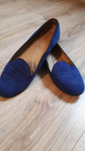 Chatelles Zapatos formales sin cordones azul