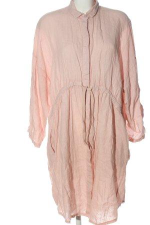 Kultfrau Hemdblusenkleid 100% Leinen ITALY one size