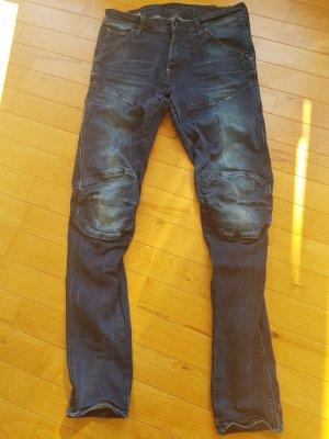 G-Star Raw Jeans stretch bleu foncé