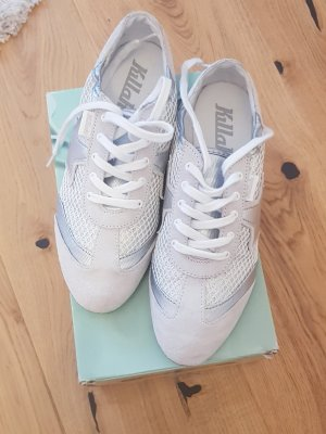 Killah High Top Sneaker white-light grey