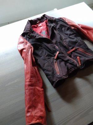 Kunst-Leder-Jacke