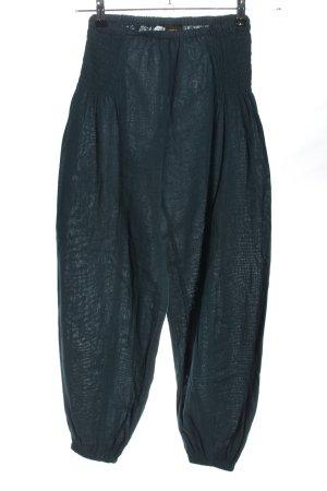 Kunst & Magie Pantalone alla turca blu stile casual