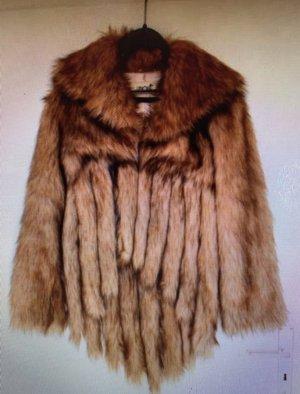 jacke / Fake Fur Jacke
