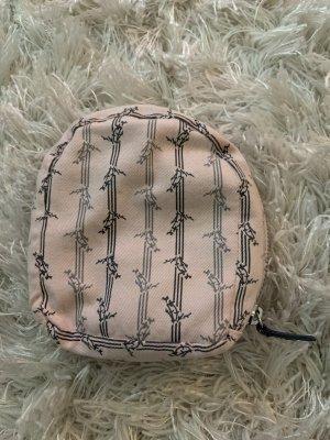 Kunsthaar-Zopf in blond + Tasche