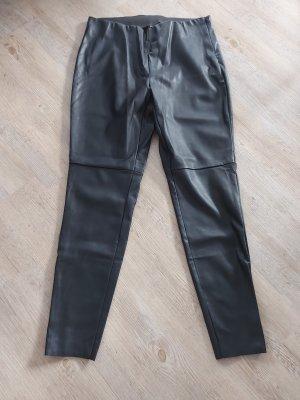 Esmara Pantalon en simili noir