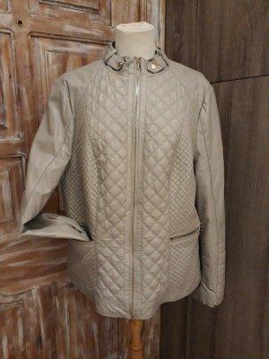 Canda Faux Leather Jacket multicolored polyurethane