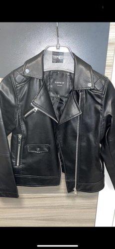 Name it Faux Leather Jacket black