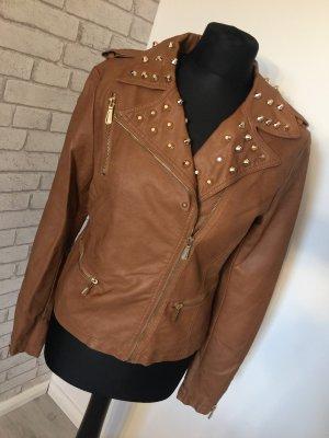 Biker Jacket brown