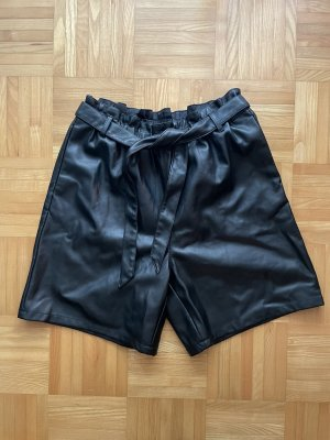 Kunstleder Shorts