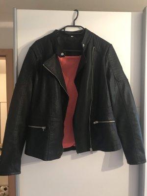 Fritzi aus preußen Leather Jacket black