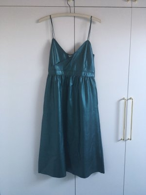Kunstlederkleid von Zara