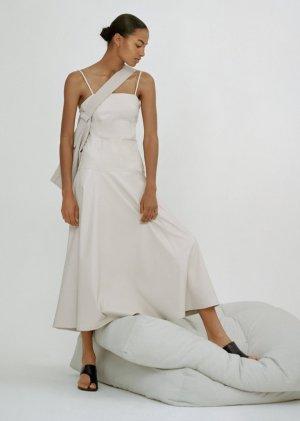 Kunstlederkleid XS
