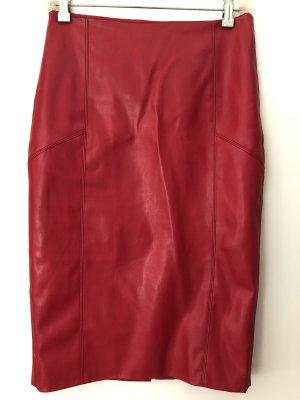 Orsay Rok van imitatieleder rood