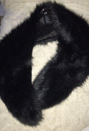 H&M Caperuza negro
