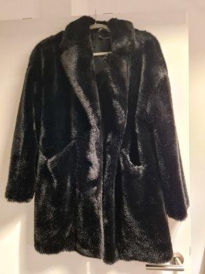 Kunstpelz Mantel Zara