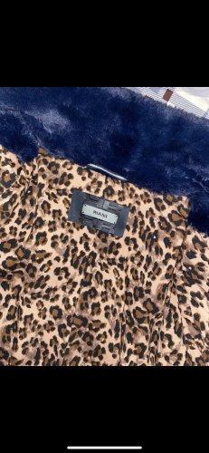 Riani Fake Fur Coat multicolored