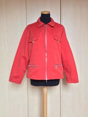 Kupfer orange leichte Jacke, Übergangsjacke von Gina Laura, Gr. L (NEUw.)