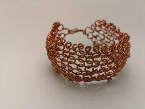 KUPFERARMBAND Armband brons-roségoud