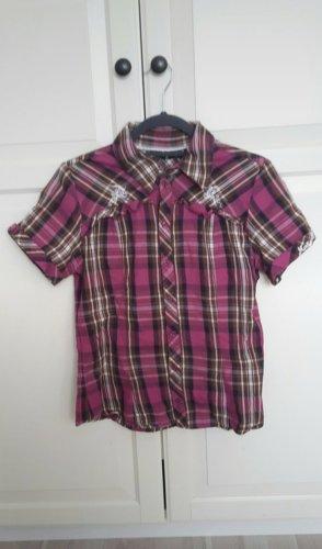 Maloja Short Sleeve Shirt purple