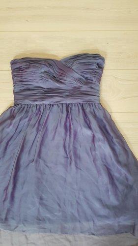 -8- Venice Sukienka z krótkim rękawem jasny fiolet