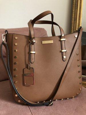 Kurt Geiger Carvela Shopper Tasche in camel/tan
